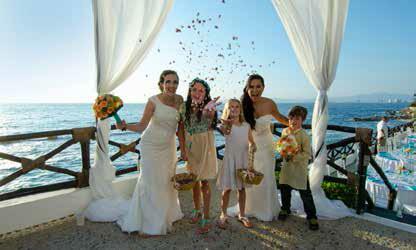 Weddings at Costa Sur Resort & Spa