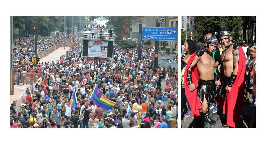 São Paulo LGBT Pride Parade