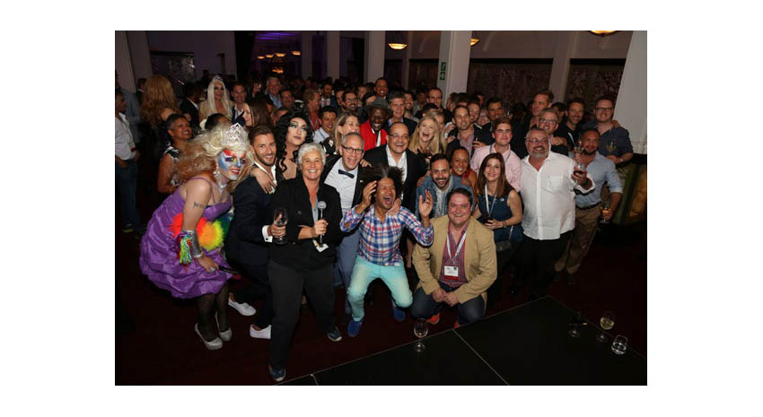 IGLTA 2016 opening party in Cape Town