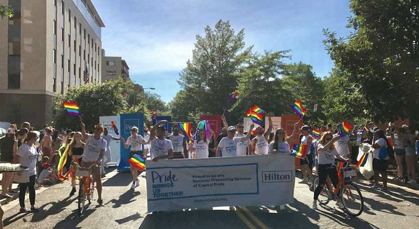 D.C. Pride Parade