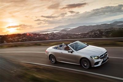 BEST LUXURY VEHICLE: Mercedes-Benz