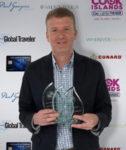 Brian Povinelli, senior vice president, global brand leader, Westin & Le Méridien, Marriott International