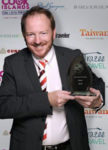 Eoghan Slye, senior director, media and integration, Hertz
