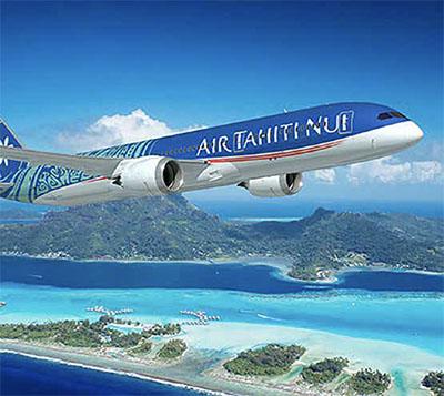 BEST LEISURE AIRLINE: Air Tahiti Nui