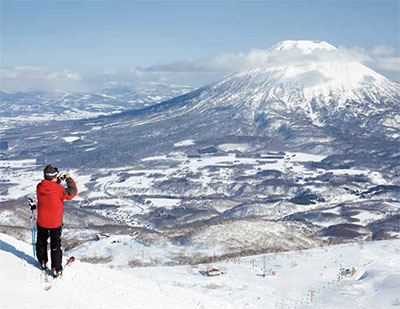 BEST INTERNATIONAL SKI DESTINATION: Niseko, Japan