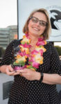 Jacqueline Drumheller, sustainability manager, Alaska Airlines