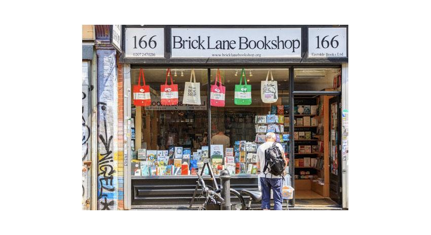 Brick Lane Bookshop © I WEI HUANG | DREAMSTIME.COM