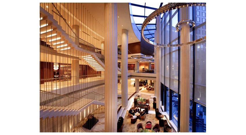 Regent Beijing Lobby Lounge © REGENT BEIJING