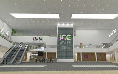 ICC Wales interior © ICC WALES