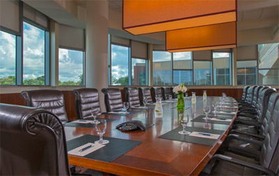 Sheraton Puerto Rico Hotel & Casino boardroom