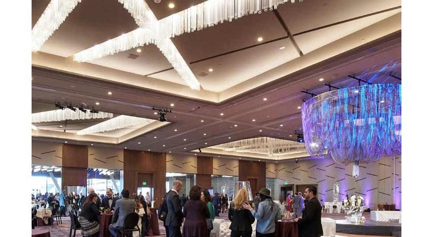 ARIA Convention Center reception © ARIA CONVENTION CENTER