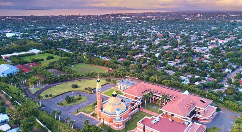 Church in Managua