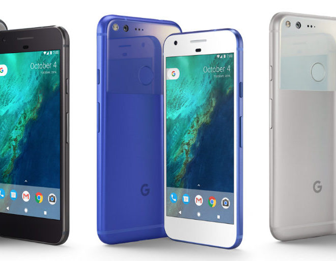 Pixel family of devices © Google | Pixel