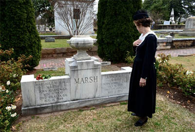 Atlanta Movie Tours takes guests on the Margaret Mitchell Gone with the Wind Tour