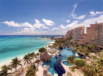 Grand Fiesta Americana Coral Beach, Cancún exterior © POSADAS