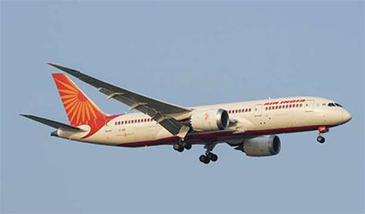 Best Airline in Central/South Asia & India