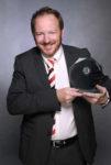 Eoghan Slye, senior director, brand marketing, Hertz