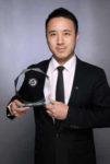 Jason Chen, hotel director of entertainment, Mandarin Oriental, Taipei