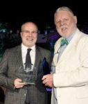 Perry Cantarutti, senior vice president, alliances, Delta Air Lines; Terry Waite