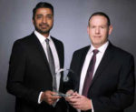 Shashant Jasani, vice president, product management and user experience, mobileforming LLC; Ben Shepherd, mobile/software engineering senior leader, Hilton Hotels & Resorts