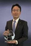Keiji Omae, vice president, sales & marketing, the Americas, All Nippon Airways