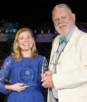 Tara From, director of member management, United Airlines; Terry Waite