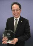 Ken Chung, senior vice president, EVA Air