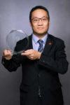 Andrew Yiu, managing director, product design, Air Canada