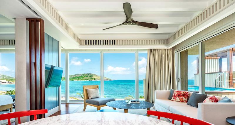 Nevis Peak Suite