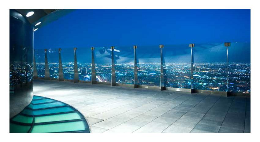 View of Riyadh from the Al Faisaliah tower © GIUSEPPE MASCI | DREAMSTIME.COM