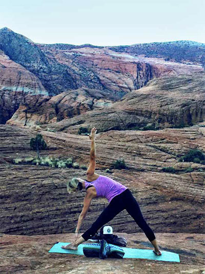 Yoga at Red Mountain Resort