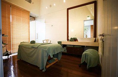 Treatment room © FINISTERRA SPA