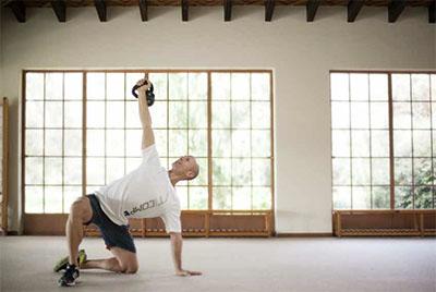 Fitness training © RANCHO LA PUERTA