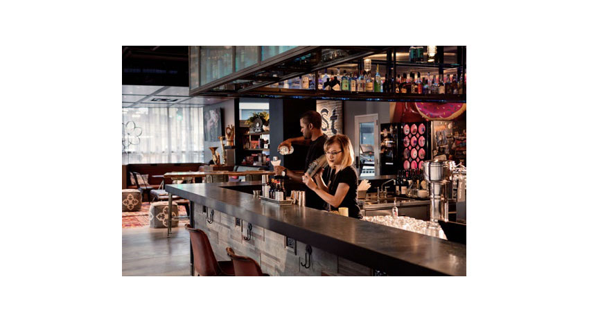 FAVORITE INDIVIDUAL HOTEL: Moxy New Orleans © MOXY HOTELS