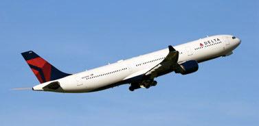 FAVORITE INTERNATIONAL AIRLINE: Delta Air Lines © VANDERWOLFIMAGES   DREAMSTIME.COM