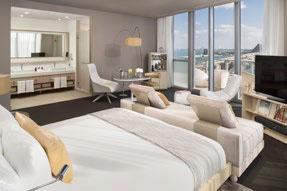FAVORITE INDIVIDUAL BOUTIQUE HOTEL: ME Miami © ME MIAMI
