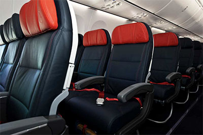 Economy class © TURKISH AIRLINES