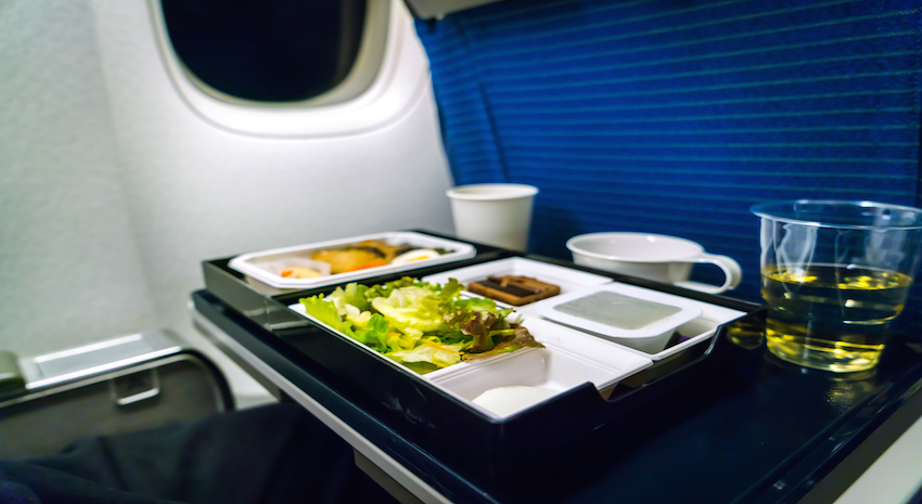 Delta Teases Free Meals in Economy on Cross-Country Flights