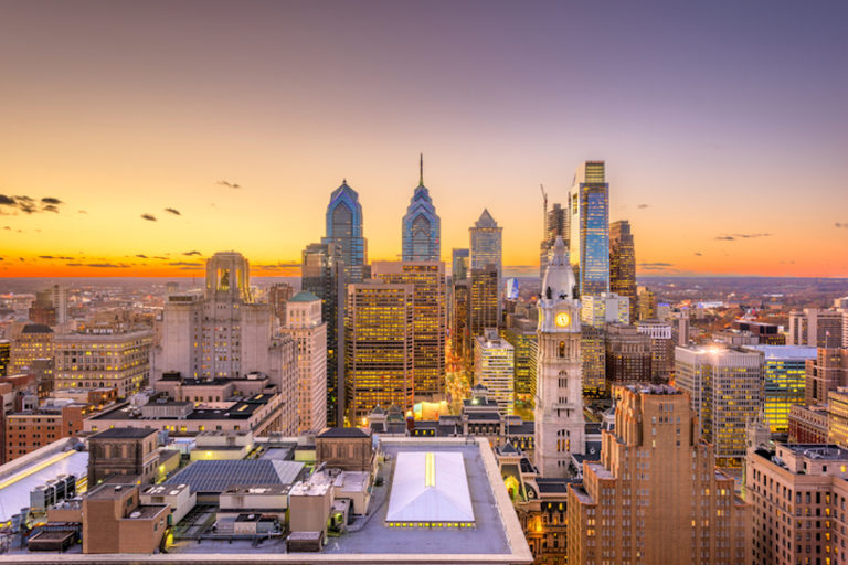 Center City, Philadelphia © Sean Pavone | Dreamstime.com