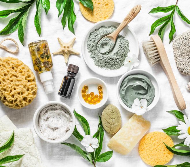 Skin care products © Oksana Kiian | Dreamstime.com