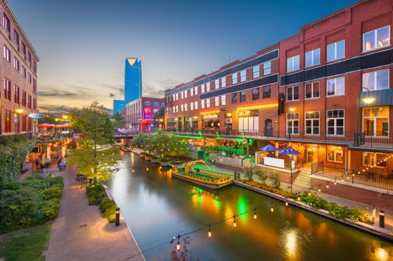 Oklahoma City, Oklahoma © Sean Pavone | Dreamstime.com
