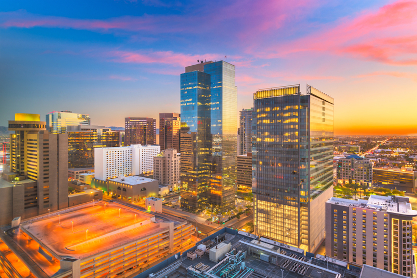 Phoenix, Arizona © Sean Pavone | Dreamstime.com