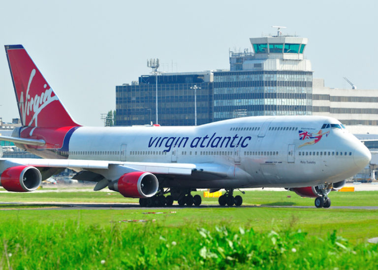 Virgin Atlantic © Tommy Beattie   Dreamstime.com