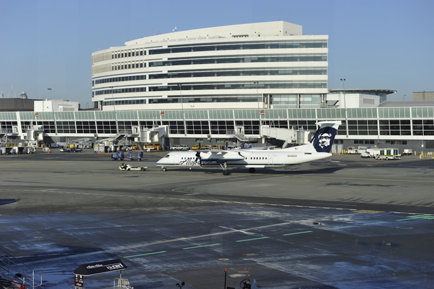 Seattle-Tacoma Airport © Jdanne | Dreamstime.com