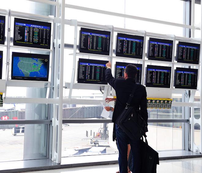 Newark International Airport © Songquan Deng | Dreamstime.com