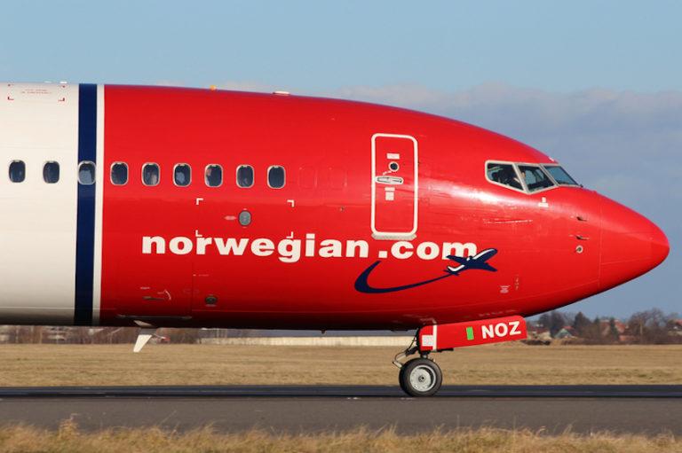 Norwegian.com © Senohrabek   Dreamstime.com