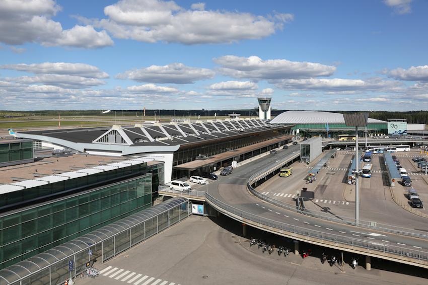 Helsinki Airport © Boarding1now | Dreamstime.com