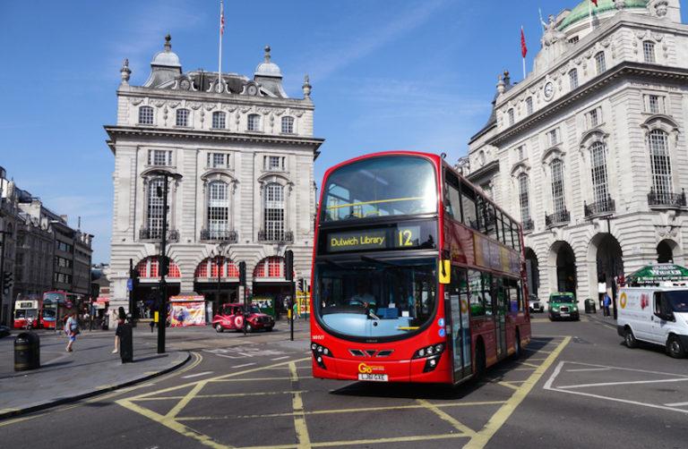 Downtown London © Timwege | Dreamstime.com