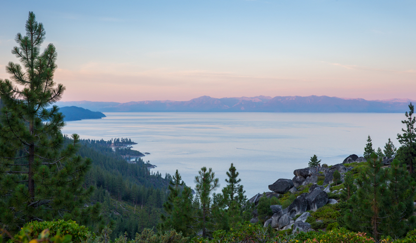 Autumn in Lake Tahoe © James Pintar | Dreamstime.com