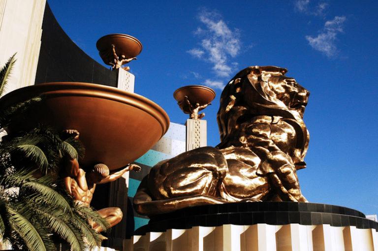 MGM Grand, Las Vegas © Shannonhenriksen   Dreamstime.com